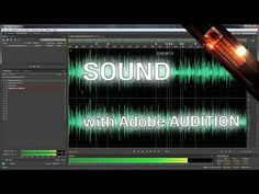 Editing Voice Sound FX Adobe Audition - The Basic Filmmaker Ep 98 - YouTube