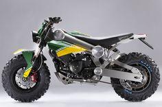 ケータハムがオートバイ部門を立ち上げ! 3タイプのコンセプトバイクを発表 - Autoblog 日本版