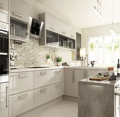 Haggeby white ikea cabinets need so see what the for Kitchen 0 finance wickes