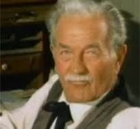 "Milburn Stone Born July 5, 1904 Died June 12, 1980 of a heart attack at age 75  Was Doc Adams in TV series ""Gunsmoke""."