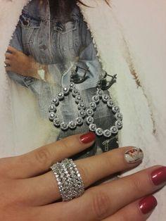 Серебро.серьги и кольцо