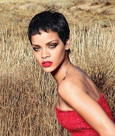 awesome 15 best Rihanna Pixie cuts // #Best #cuts #pixie #Rihanna
