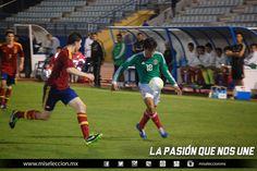 La Selección Sub18 en la Copa Atlántico #soccer #futbol #sports #Mexico #SeleccionMexicana