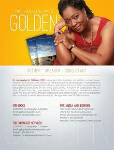 Get your copy today! www.jackiegolden.com