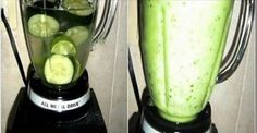 His Belly Disappeared With The Help Of a Cheap (FREE)Shake,cucumber weight loss smoothie Fat Cutter Drink, Healthy Life, Healthy Eating, Healthy Food, Stay Healthy, Healthy Weight, Bebidas Detox, Sleep Apnea Remedies, Snoring Remedies