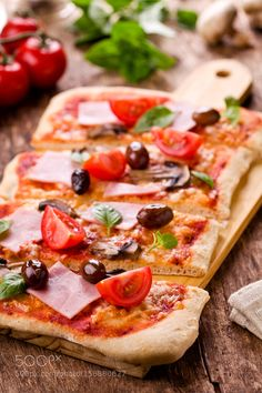 Pizza by mpessaris #food #yummy #foodie #delicious #photooftheday #amazing #picoftheday