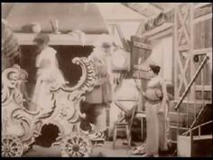 Cinderella (1899) - Georges Melies | This oldest known film adaptation of Charles Perrault's 1697 fairy tale, Cendrillon, is also the first movie to utilize a dissolve transition between scenes. Méliès accomplished this by closing the lens aperture, rewinding the film, and then re-opening the aperture.