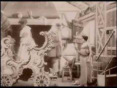 1st Dissolve Transition - Cinderella (1899) [Cendrillon] - Georges Melies