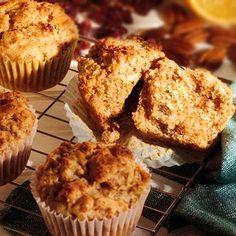 Two-Bran Refrigerator Muffins