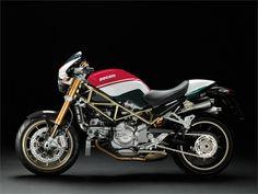 """Ducati Monster S4RS """"Tricolore"""" (2008) - 2ri.de"""
