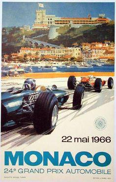 Monaco Grand Prix, 1966