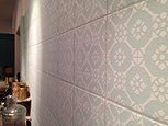 decorative hand made tiles for kitchen by ruhama sharon