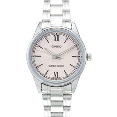 Casio Quartz, Couple Watch, Young Fashion, Casio Watch, Quartz Watch, Lady, Chronograph, Watches, Stuff To Buy