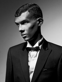 Stromae by Stephan Vanfleteren, French Singer and Poet.
