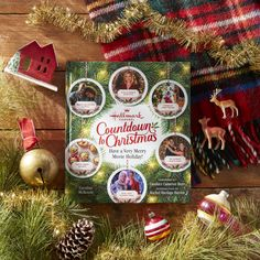 Hallmark Holidays, Hallmark Christmas Movies, Hallmark Movies, Christmas Books, Christmas Love, All Things Christmas, Winter Christmas, Christmas Crafts, Holiday Movies