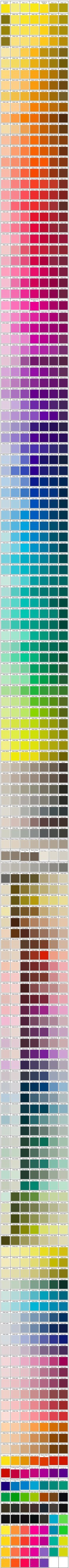 Pantone Matching System: Printing Services  Sometimes we just need  to know  just what color we need this is wonderful