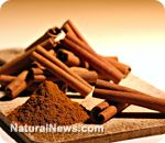Cinnamon beats Alzheimers, increases lean muscle mass, lowers body fat, kills e. coli and other bacteria, regulates blood sugar, eliminates plaque in arteries, etc.