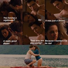 Twilight --> Breaking Dawn part 1 ❤️ aahw Edward and Bella