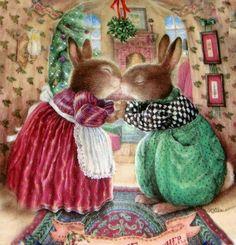 Hilde Van der Auwera uploaded this image to 'Kerstafbeeldingen/Christmas Art/Susan Wheeler'.  See the album on Photobucket.