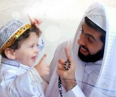 Dad and son .الله اکبر ♥ Allah Is Only One Cute Baby Couple, Cute Baby Girl, Mom And Baby, Cute Babies, Muslim Dating, Muslim Men, Muslim Girls, Cute Family, Beautiful Family