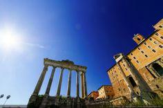 Le Forum romain - Rome, Italie