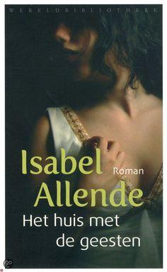 Het huis met de geesten - Isabel Allende gorgeous book cover www.adealwithGodbook.com