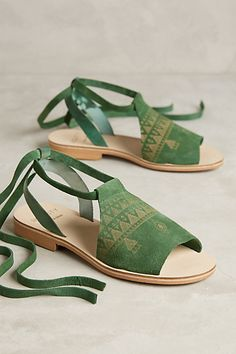 Howsty Habid Sandals #anthropologie
