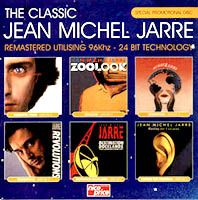 Jarrography - The ultimate Jean Michel Jarre discography