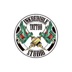 INKredible Tattoo Studio New Logo by benk_lab
