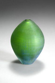 Philip Baldwin und Monica Guggisberg.Vase 'inciso