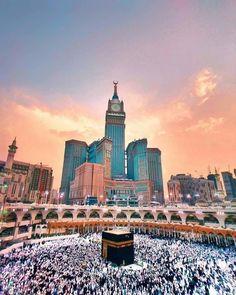 Islamic Wallpaper Iphone, Mecca Wallpaper, Allah Wallpaper, Islamic Quotes Wallpaper, Mecca Madinah, Mecca Masjid, Masjid Al Haram, Alhamdulillah, Photos Islamiques