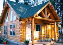 Creekside Cabin In A Redwood Forest – Cozy Homes Life