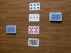 There are few games intended specifically for two players. Here are three. War, Speed, and double solitaire.
