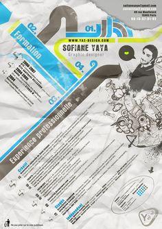curriculum vitate by ~sofiane42 on deviantART