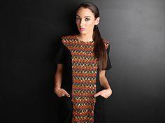 MUMBAI MADNESS | Amber Whitecliffe Short Sleeve Dresses, Dresses With Sleeves, Mumbai, Madness, Amber, Drop, India, Inspiration, Collection