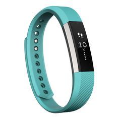 Fitbit ALTA Activity Tracker Fitness Wristband Large Teal for sale online Fitness Armband, Fitness Wristband, Fitness Bracelet, Fitbit Alta, Bracelets Bleus, Jewelry Bracelets, Teal Jewelry, Jewelry Shop, Best Fitness Watch