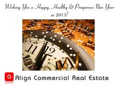 Wishing You a Happy, Health and Prosperous New Year in 2015!