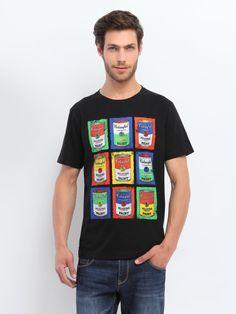 T- shit czarny  - t-shirt krótki rękaw - TOP SECRET. SPO1139 Świetna jakość, rewelacyjna cena, modny krój. Obejrzyj też inne t-shirty tej marki. Oslo, Streetwear Fashion, How To Look Better, Street Wear, Gay, Mens Fashion, Retro, Model, Mens Tops