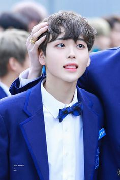 produce x 101 shared by caroz on We Heart It Lee Dong Wook, Little Star Song, Pop Group, Girl Group, Nct, Love U Forever, K Pop Star, Produce 101, Starship Entertainment