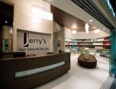 Jerry's Hair Salon and Day Spa in Winnipeg