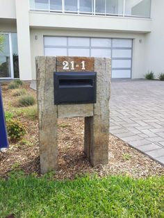 Mailbox idea...something different.