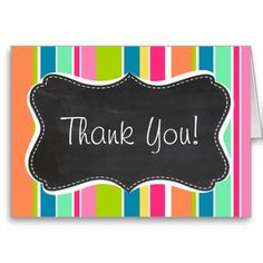 Vintage Chalkboard look Thank You Card created by Baby_Shower_Boutique. Thank You Greeting Cards, Baby Shower Thank You Cards, Custom Thank You Cards, Retro Wedding Gifts, Retro Gifts, Chalkboard Baby, Vintage Chalkboard, Printed Napkins, Pink Camo