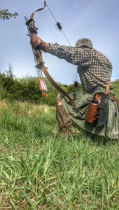 Bushcrafters archery                                                                                                                                                                                 Mais