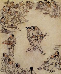 단원 김홍도 긍재 김득신 혜원 신윤복 3대 풍속화가의 풍속화 : 네이버 블로그