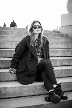 Isabel Marant pour h&m, outfit, celiné, viktoria reier, intodust