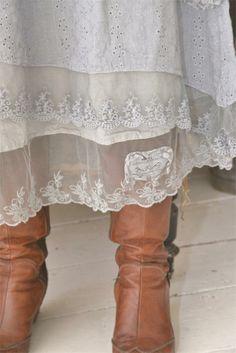 Jeanne d'Arc Living Skirt