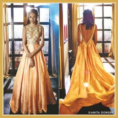 Absolutely loving the reveal of the Summer Bride collection from Anita Dongre - Indian bride - Indian wedding - Indian couture #thecrimsonbride
