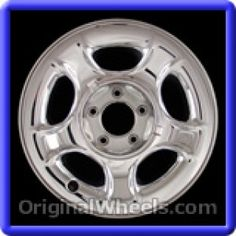 Ford Expedition 1999 Wheels & Rims Hollander #3329  #FordExpedition #Ford #Expedition #1999 #Wheels #Rims #Stock #Factory #Original #OEM #OE #Steel #Alloy #Used
