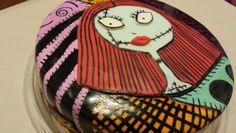 Sally's fondant cake