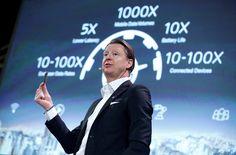 Intel: al MWC 2017 ecco il 5G, il colosso dell'informatica lavora alla rivoluzione nelle connessioni mobile - Intel è pronta a lanciare il 5G, la nuova rete mobile super veloce. La partnership con Ericsson sta dando i suoi frutti, ne sapremo di più al MWC!  Il Mobile World Congress 2017 che inizierà nel week end a Barcellona non è solo luogo di presentazione dei nuovi smartphone che vedremo... -  https://goo.gl/Oq8TgJ - #5G, #Ericsson, #Intel, #MWC2017